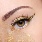 Färben von Augenbrauen & Wimpern Brauen Korrektur Färben von Wimpern
