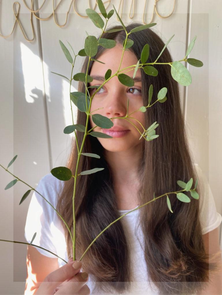 Naturkosmetik Gesichtsbehandlung
